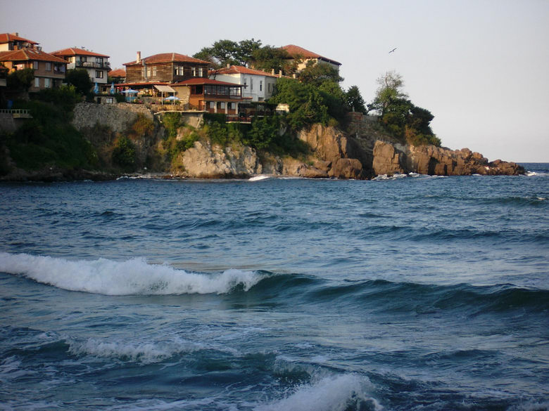 Sozopol – the old town